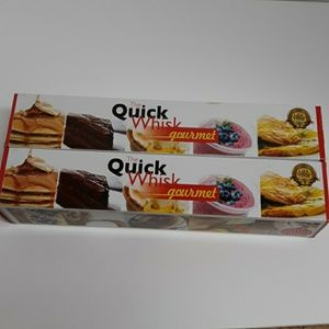 Quick Whisk Gourmet (set of 2)